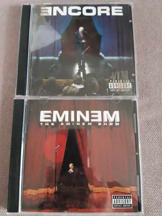 2 CD Eminem rap hip hop usa