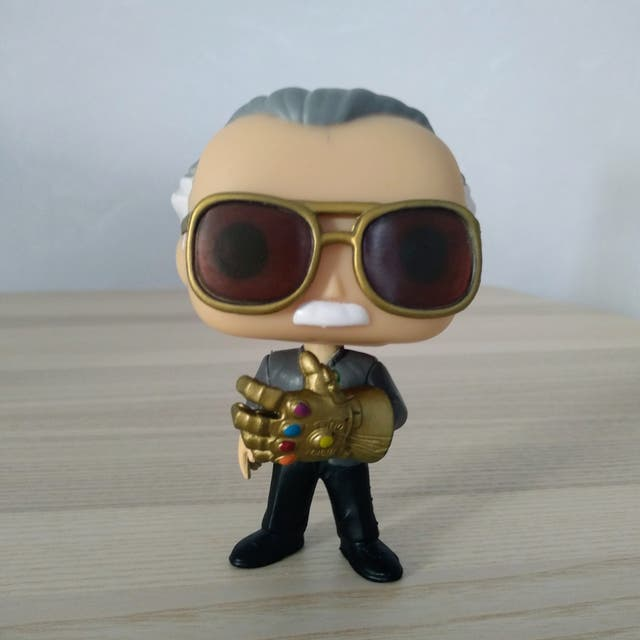 Funko Pop Stan Lee Guantelete