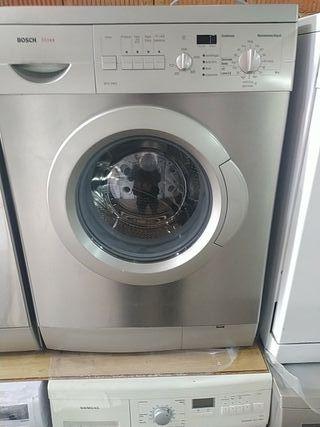 lavadora bosch inox