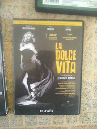película DVD