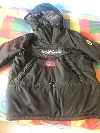 chaqueta de invierno napapijri