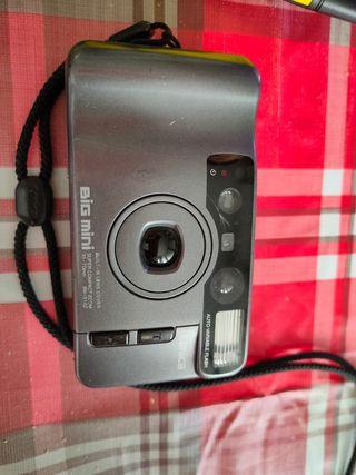 cámara fotos