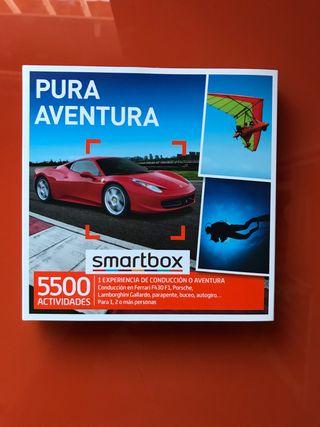 Caja smartbox con 5500 actividades disponibles
