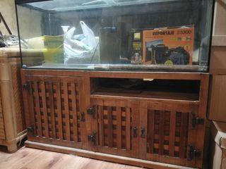 acuario 260 litros más mueble mexicano
