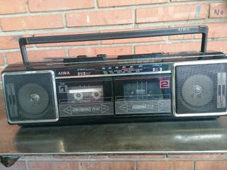 radio cassette Aiwa