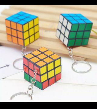 Llavero Rubik
