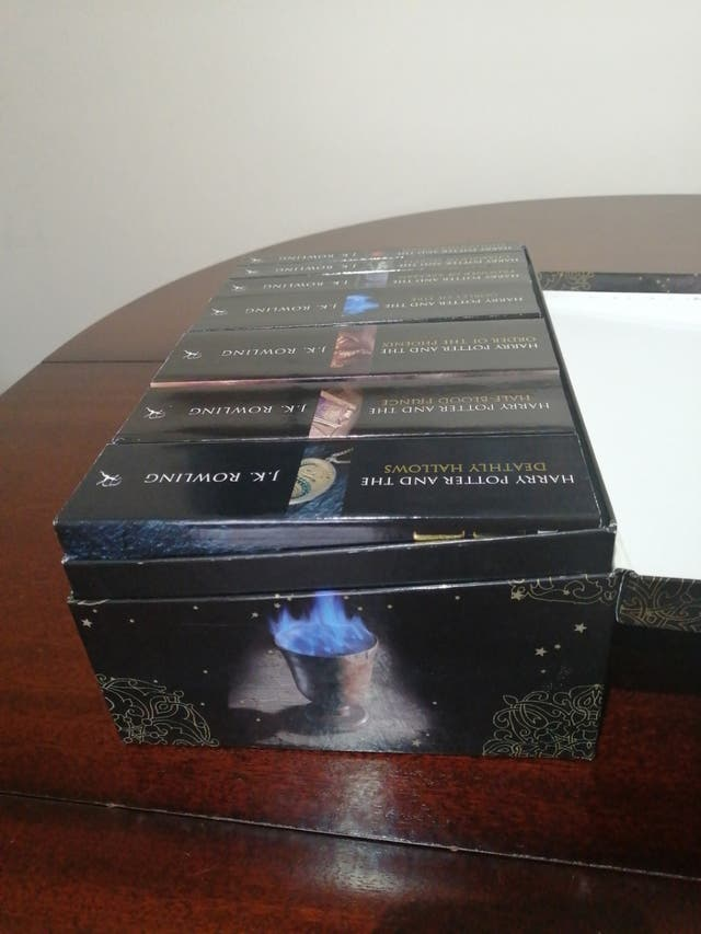 Harry Potter (Rare) Adult Collection Boxed Set