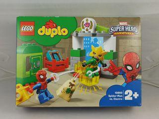 LEGO DUPLO Super Heroes Spider-Man vs. Electro