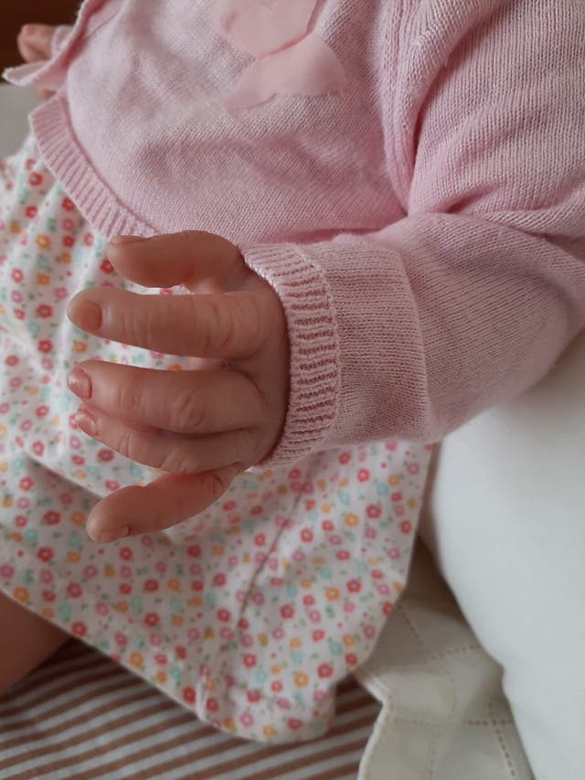 Bebé Reborn Niña