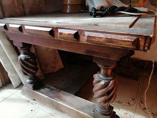 Mesas de salón vintage