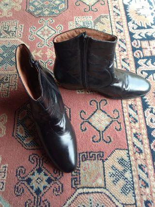 Botas de piel n40