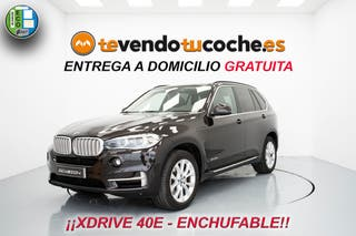 BMW X5 xDrive40e 313cv Híbrido Enchufable