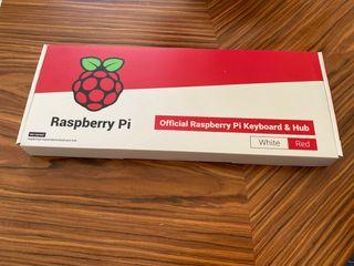 Raspberry Pi keyboard / teclado (ES)