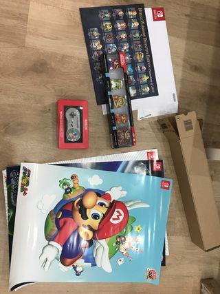 Pack Nintendo