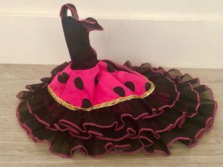 Vestido Gitana Barbie