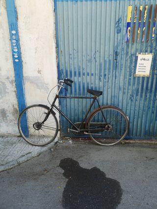 Bicicleta antigua Gazelle