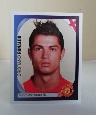CRISTIANO RONALDO #243 UEFA CHAMPIONS LEAGUE 2007