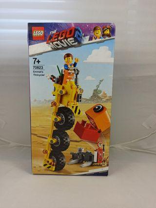 LEGO La LEGO Película 2 - Triciclo de Emmet