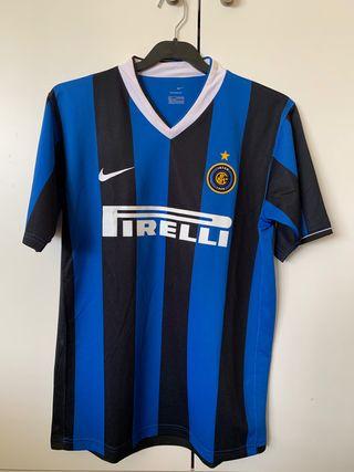 Camiseta Nike del Inter de Milán