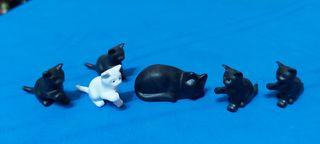 Playmobil Gatos
