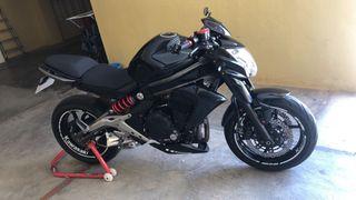 Kawasaki er6n 650cc