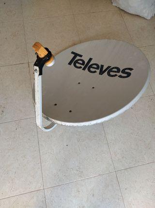 antena parabolica 85cm
