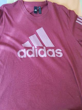 Camiseta Adidas Nueva Original