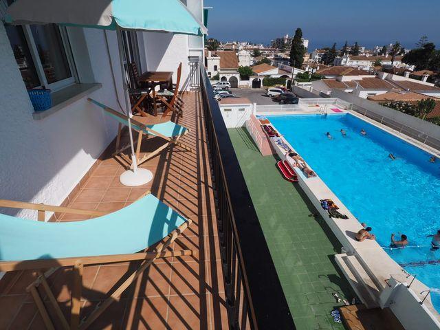 HIW0205 APARTAMENTO 2 DORMITORIOS piscina Sept-Jun (Nerja, Málaga)