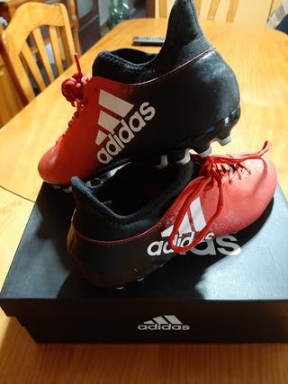 Botas de fútbol 11 talla 44