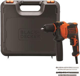 Black+Decker BEH710K-QS Taladro 710W, Averiado