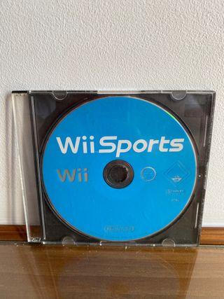Juego para la Wii: Wii Sports