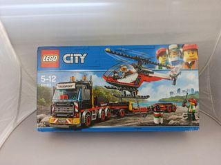 LEGO City Great Vehicles - Camión de Transporte