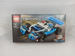 LEGO Technic - Cazador Policial 42091
