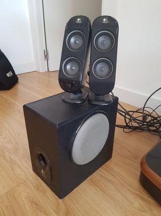 Home Cinema / subwofer/ speaker / altavoces
