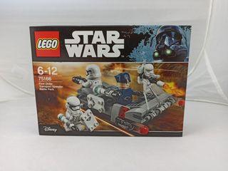 LEGO STARWARS Deslizador de La Primera Orden
