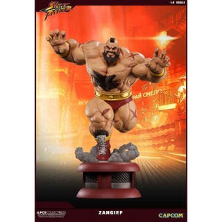 Estatua Street Fighter V Zangief PCS 1/4