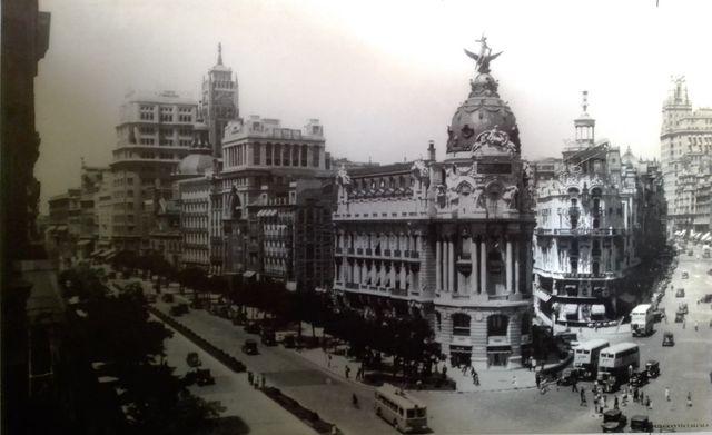 Láminas antiguas Madrid