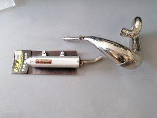 Escape completo Pro circuit gas gas y rieju
