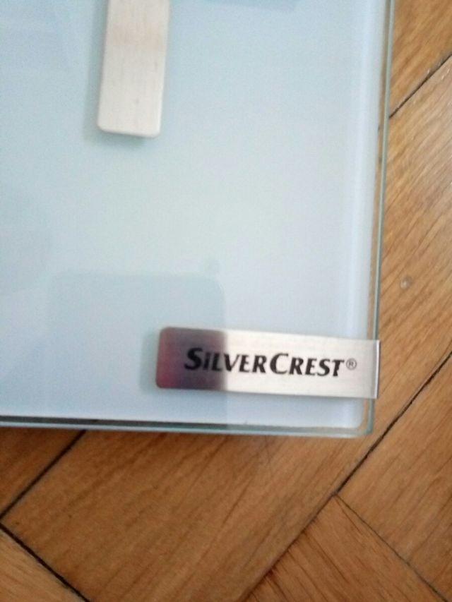 Bascula digital Silver Crest