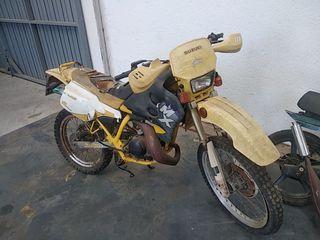 despiece Suzuki rmx