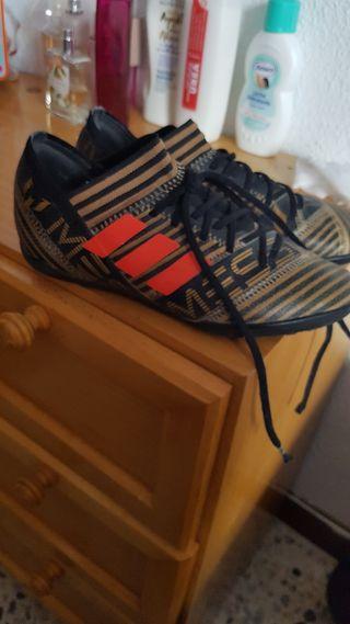 zapatillas adidas de fútbol de messi de niño