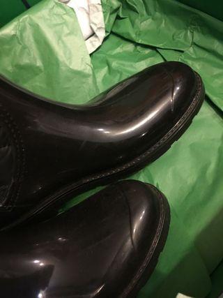 botas de agua Tommy Hilfiger 38