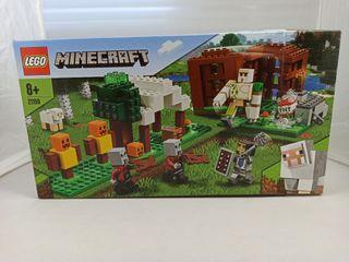 LEGO Minecraft - El Puesto de Saqueadores 21159