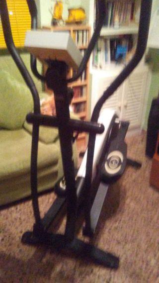 bicicleta liptica