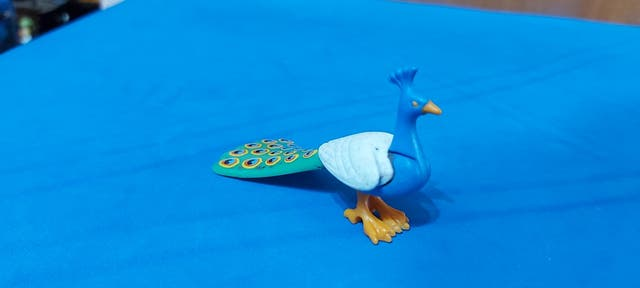 Playmobil Pavo Real