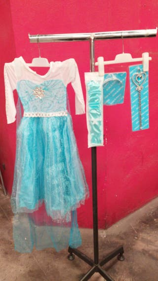 Disfraz Elsa y Ana