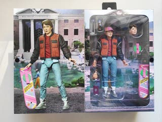 Marty McFly ultimate Neca Back to the Future II