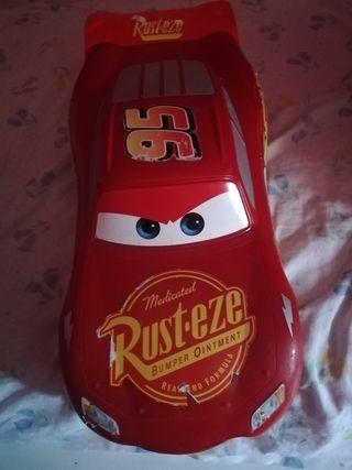 coche rayo McQueen