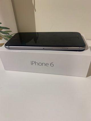 iPhone 6 Silver 32 gb