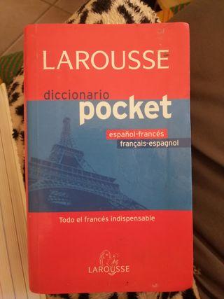 DICCIONARIO LAROUSSE POCKET FRANCÉS